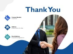 Five Business Strategic Approaches Thank You Ppt Styles Graphics Tutorials PDF