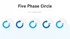 Five Phase Circle Market Plan Ppt PowerPoint Presentation Complete Deck With Slides