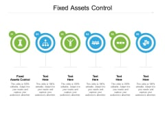 Fixed Assets Control Ppt PowerPoint Presentation Styles Icons Cpb Pdf