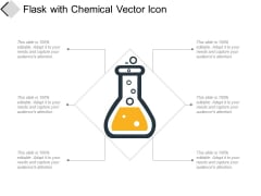 Flask With Chemical Vector Icon Ppt PowerPoint Presentation Outline Graphics Example PDF