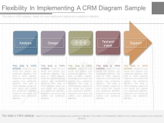 Flexibility In Implementing A Crm Ppt Sample