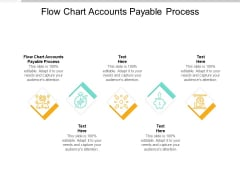 Flow Chart Accounts Payable Process Ppt PowerPoint Presentation File Example File Cpb Pdf