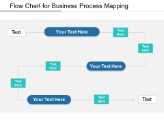 Flow Chart For Business Process Mapping Ppt PowerPoint Presentation Gallery Graphics Design PDF