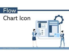 Flow Chart Icon Strategy Development Ppt PowerPoint Presentation Complete Deck