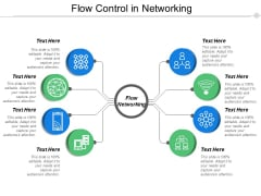Flow Control In Networking Ppt PowerPoint Presentation Infographic Template Show