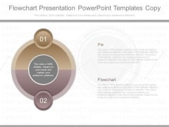 Flowchart Presentation Powerpoint Templates Copy