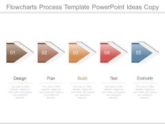 Flowcharts Process Template Powerpoint Ideas Copy