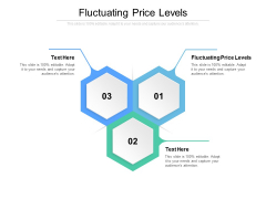 Fluctuating Price Levels Ppt PowerPoint Presentation Infographic Template Grid Cpb