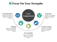 Focus On Your Strengths Ppt PowerPoint Presentation Professional Sample