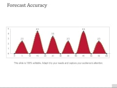 Forecast Accuracy Template 1 Ppt PowerPoint Presentation Summary Elements