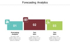 Forecasting Analytics Ppt PowerPoint Presentation Layouts Guide Cpb