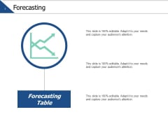 Forecasting Business Ppt PowerPoint Presentation Infographic Template Layouts