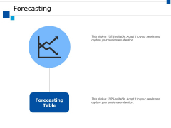 Forecasting Ppt PowerPoint Presentation Styles Outline
