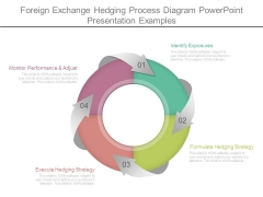 Foreign Exchange Hedging Process Diagram Powerpoint Presentation Examples
