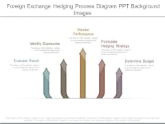 Foreign Exchange Hedging Process Diagram Ppt Background Images