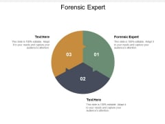 Forensic Expert Ppt Powerpoint Presentation Styles Graphics Example Cpb