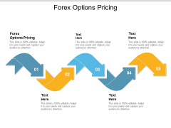 Forex Options Pricing Ppt PowerPoint Presentation Slides Graphics Download Cpb