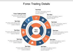 Forex Trading Details Ppt PowerPoint Presentation Gallery Examples Cpb Pdf