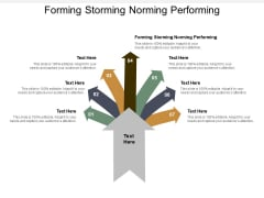 Forming Storming Norming Performing Ppt PowerPoint Presentation Styles Example Topics Cpb