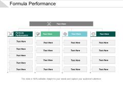 Formula Performance Ppt PowerPoint Presentation Portfolio Ideas Cpb