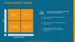 Formulating And Implementing Organization Sales Action Plan Sales Priority Matrix Microsoft PDF