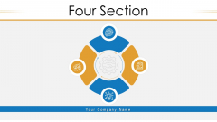 Four Section Desire Action Ppt PowerPoint Presentation Complete Deck With Slides