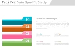 Four Tags For Demand Management Process Powerpoint Template