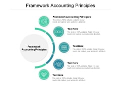 Framework Accounting Principles Ppt PowerPoint Presentation Infographic Template Rules Cpb