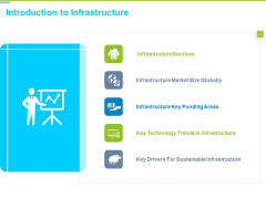 Framework Administration Introduction To Infrastructure Ppt Show PDF