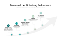 Framework For Optimizing Performance Ppt PowerPoint Presentation File Icon