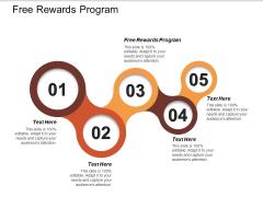 Free Rewards Program Ppt Powerpoint Presentation Ideas Example Cpb