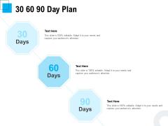Freelancer RFP 30 60 90 Day Plan Ppt PowerPoint Presentation File Slides PDF