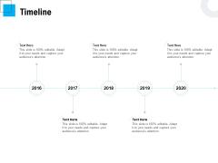 Freelancer RFP Timeline Ppt PowerPoint Presentation Outline Slide PDF