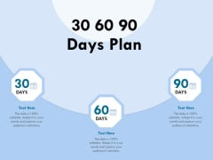 Functional Analysis Of Business Operations 30 60 90 Days Plan Ppt Backgrounds PDF
