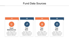 Fund Data Sources Ppt PowerPoint Presentation File Microsoft Cpb Pdf
