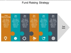 Fund Raising Strategy Ppt PowerPoint Presentation Inspiration Background Cpb