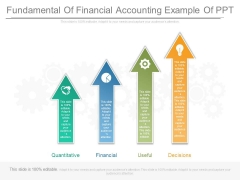 Fundamental Of Financial Accounting Example Of Ppt