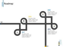 Fundamentals Of Business Organization Roadmap Ppt Inspiration Format PDF