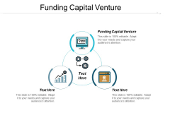 Funding Capital Venture Ppt PowerPoint Presentation Infographic Template Icon Cpb
