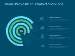 Funds For Startups Value Proposition Product Services Ppt Infographics Vector PDF