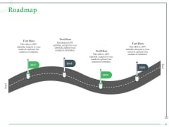 Funds Requisite Evaluation Roadmap Icons PDF