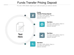 Funds Transfer Pricing Deposit Ppt PowerPoint Presentation Infographic Template Graphics Cpb Pdf