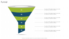 Funnel Organizational Strategies And Promotion Techniques Inspiration PDF