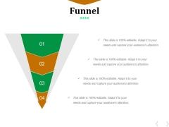 Funnel Ppt PowerPoint Presentation File Model