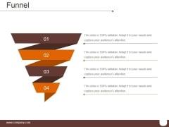 Funnel Ppt PowerPoint Presentation Ideas Skills