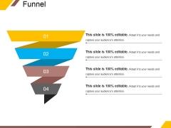Funnel Ppt PowerPoint Presentation Ideas Slideshow