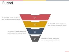 Funnel Ppt PowerPoint Presentation Infographics Deck