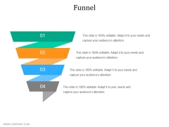 Funnel Ppt PowerPoint Presentation Infographics Ideas