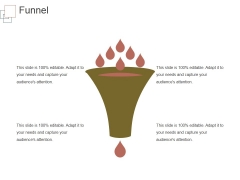 Funnel Ppt PowerPoint Presentation Layouts Graphics Example