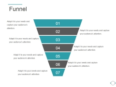 Funnel Ppt PowerPoint Presentation Outline Aids